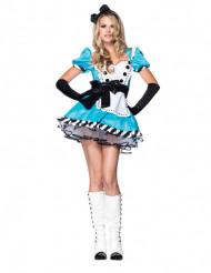 Wunderland-Prinzessinnen Kostüm für Damen