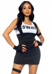 Damenkostüm SWAT