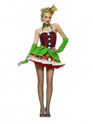 Glückspielerinnen-Kostüm für Damen