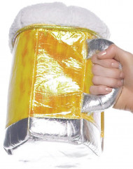 Handtasche Bierkrug