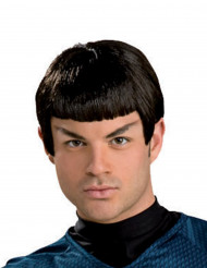 Spock™ Perücke Plastik für Erwachsene