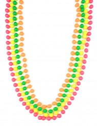 Perlenkette leuchtend