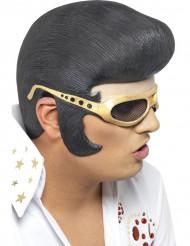 Elvis- Halbmaske für Erwachsene