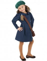 40erJahre Schulmädchen-Kostüm für Mädchen