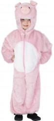 Schweinchen-Kostüm für Kinder