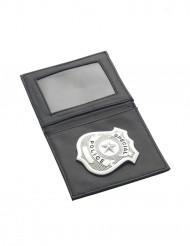 Polizeiabzeichen - Portemonnaie