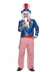 Onkel Sam-Kostüm für Herren