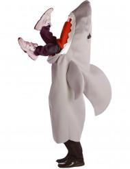 Menschenfressender-Hai Kostüm für Erwachsene