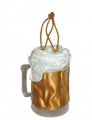 Bierglas-Tasche für Erwachsene