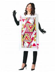 Herz-Damen-Kostüm für Damen