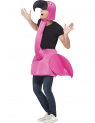 Flamingo-Kostüm für Erwachsene