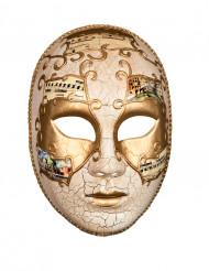 Venezianische Maske Donna