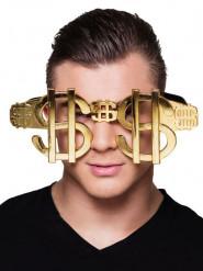 Dollar-Brille