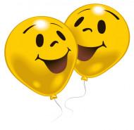Lufballons Smiley