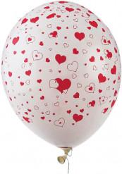 Luftballons - Herzform