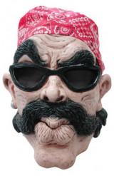 Biker-Maske für Erwachsene