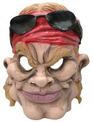 Rockstar-Maske für Erwachsene