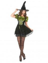Hexen-Kostüm für Erwachsene Halloween