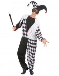 Harlekin Kostüm für Herren