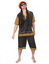 Rasta-Kostüm für Herren