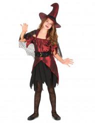Hexen-Kostüm Halloween für Mädchen