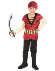 Kinder-Piratenkostüm für Jungen