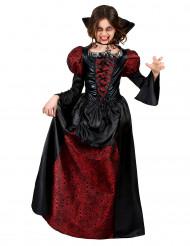 Vampir-Kostüm Halloween für Mädchen