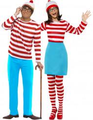 Wo ist Walter?™ - Kostüm für Paare