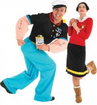 Popeye und Olive™ - Kostüm für Erwachsene