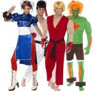 Street fighter IV™-Kostüm für Erwachsene
