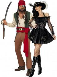 Piraten-Kostüm für Paare