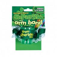 Getränkehalter-Armbinde St.Patrick's Day