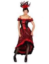 Cabarettänzerin Kostüm für Damen