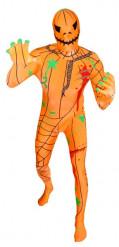 Morphsuits™ -Kürbis - Kostüm für Erwachsene
