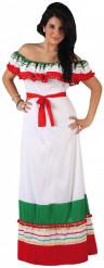 Mexikanerin - Kostüm für Damen