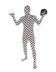 Morphsuits™ -  Schachbrett - Kostüm für Erwachsene