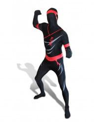 Morphsuits™ -Ninja - Kostüm für Erwachsene