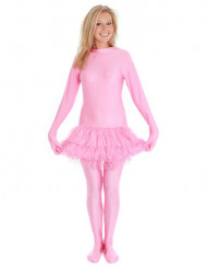 Morphsuits™-Ballerina-Kostüm rosa für Damen