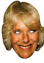 Camilla Parker Bowles - Maske