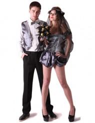 Gotisches Hochzeitspaar Kostüm
