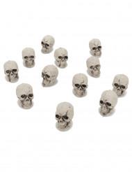 Totenkopf Dekoration Halloween