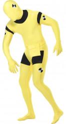 Crash test Zweite Haut Kostüm