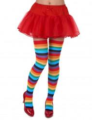 Strümpfe - Clown für Damen