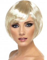 Cabaret Perücke blond für Damen
