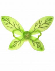 Flügel grün für Kinder