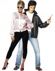 Grease-Jacken Paarkostüm