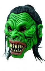 Ork-Maske für Erwachsene