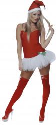 Weihnachtsfrau Kostüm Sexy für Damen