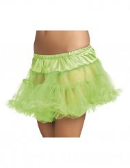 Unterrock grün für Damen