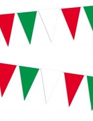 Wimpelgirlande für italienische Fans